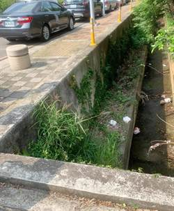 人行道緊臨五米深溝陷阱 市府:建設護欄保護行人安全
