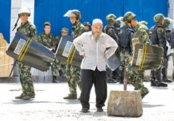 美制裁4新疆高官 陸嗆將回擊