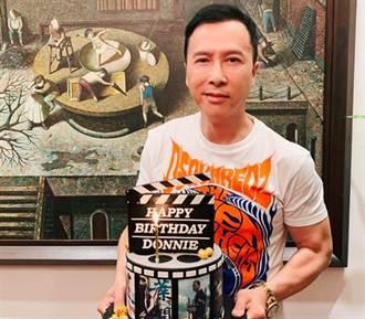 甄子丹57歲生日趴巨星雲集 這原因惹怒網友