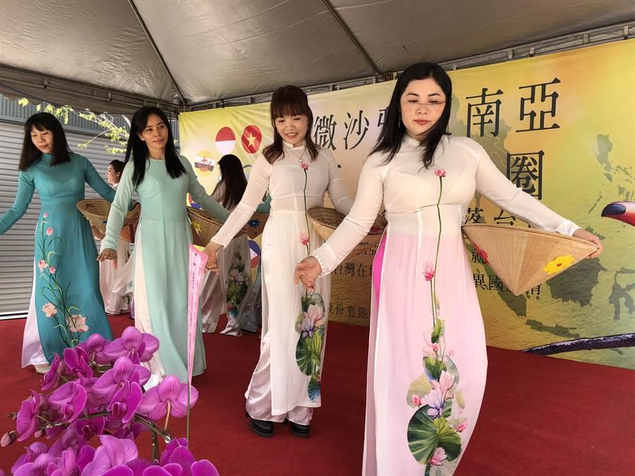 台南市首座東南亞文化商圈將在年底開幕,9月試營運。(程炳璋攝)
