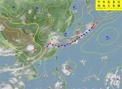 7月無颱風?吳德榮:今晨菲律賓東方出現熱帶擾動