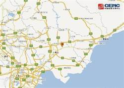 唐山5.1級地震 網指天津北京震感強烈