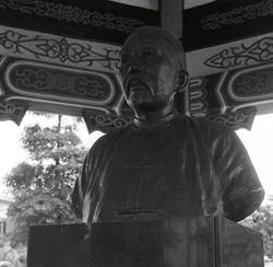 台灣鐵路之父變成他 蔡正元酸:不拜日本人怎過日子