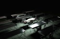 醉漢醫院鬧場被押進停屍間 「下場慘烈」崩潰求刑警開門!