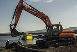 北極又發生燃油污染 管線破損洩漏45噸油料