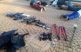 南非教堂發生挾持人質事件 5人遭槍殺、6人送醫