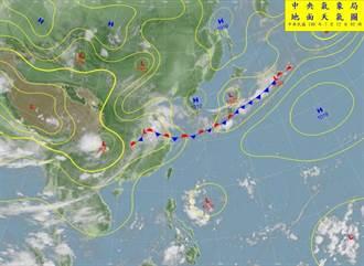 7月无颱风?吴德荣:今晨菲律宾东方出现热带扰动