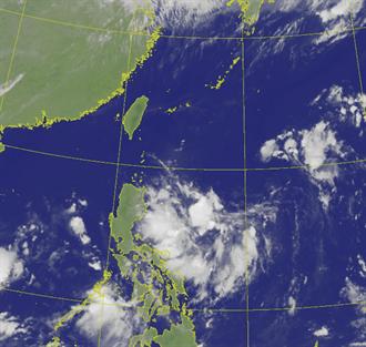 第3号颱风「辛乐克」恐生成?气象局:这里整天有雨