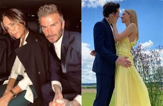 45歲貝克漢爆當阿公?長子求婚承諾露餡:做最好的丈夫和爸爸