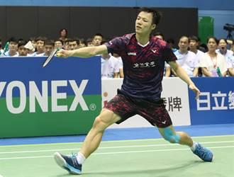 泰國羽球公開賽》王子維、周天成過關 相逢八強戰