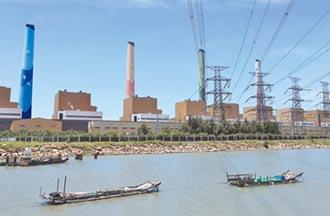 電力排碳創新低 中火減發有用