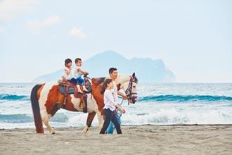 礁溪寒沐推出騎馬小旅程
