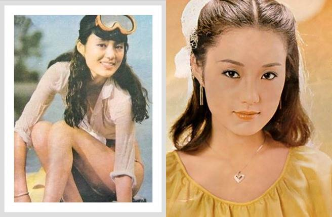 韓國70年代三大女演員之一張美姬。(取自韓網)