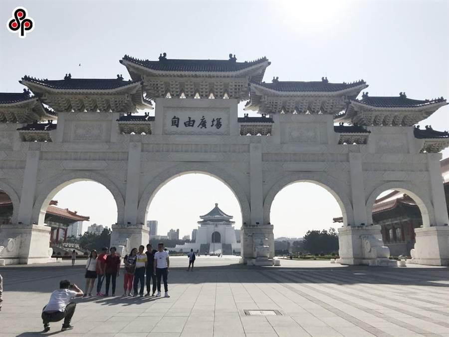 中正紀念堂。(本報資料照片)