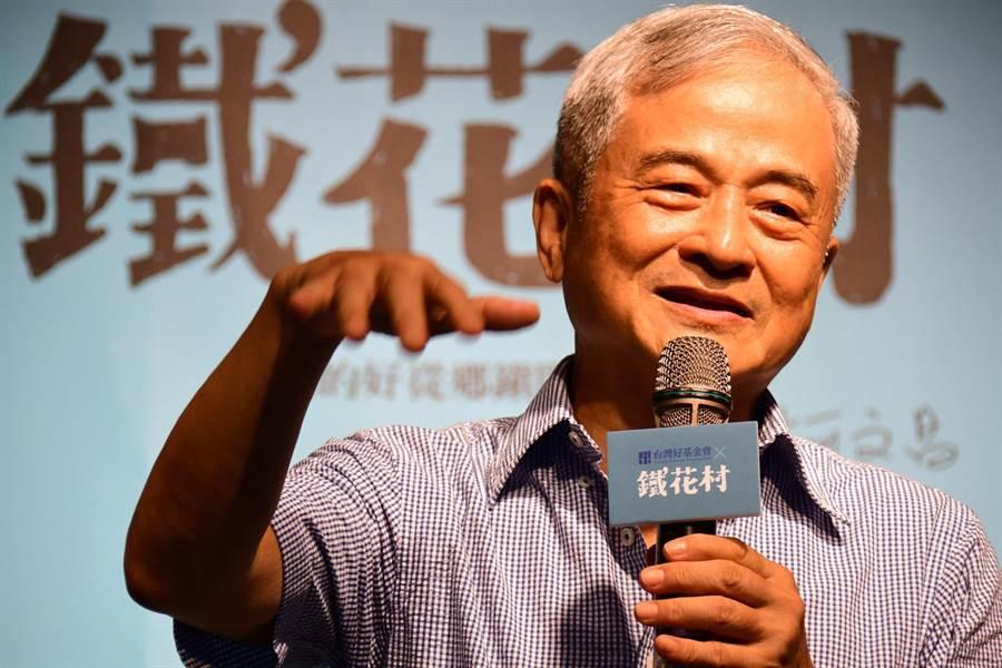 台灣好基金會董事長柯文昌表示,未來將持續提供更大資源,用音符串聯台灣的美好。(莊哲權攝)