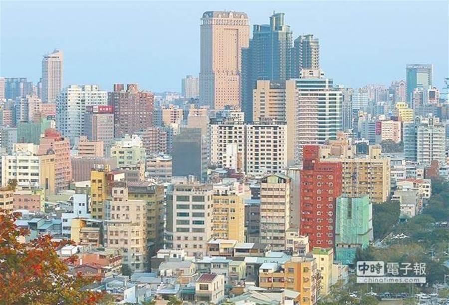 台灣房價高,不少人買不起房,但新的建案還是很多。(示意圖/中時資料照)