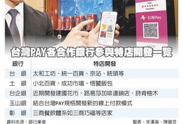 衝業績 台灣PAY強攻微型消費