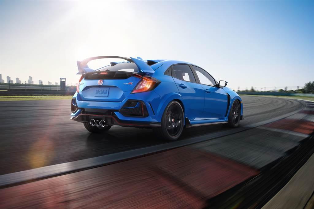 2分23秒993 新鈴鹿賽道前驅車圈速記錄,Honda Civic TYPE R Limited Edition 成功洗刷恥辱