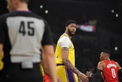 NBA》追隨詹皇!一眉哥也不穿平權球衣