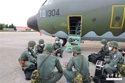 漢光36號演習開打 各型戰機轉降東部機場戰力保存