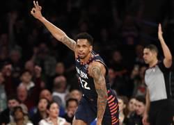 NBA》补进第4人!篮网再签甜瓜好友
