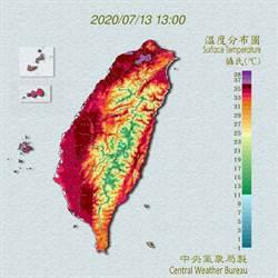 台北高溫38.9度 再破歷年7月高溫紀錄!