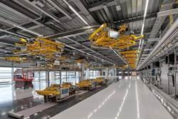 Porsche為了生產第三代純電動Macan 正在興建全新生產線