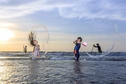 竹北新月沙灣檢測水質和空氣安全 市代蔡蕥鍹盼長期監測