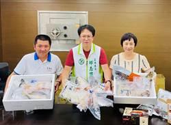 搶三倍券商機 彌陀與永安漁會推促銷漁產