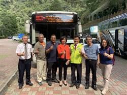 台中高鐵直達八仙山公車 15日起試辦