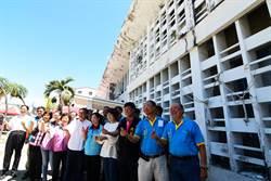 找回城市記憶 舊台東縣議會修復工程啟動