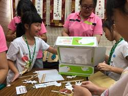 暑假不停學 嘉義朴子公所推傳統技藝夏令營