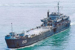 保存中海艦 有望成船舶博物館