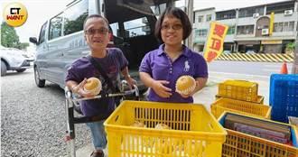 果攤小巨人4/侏儒女立志推廣台灣農產 幫老農把水果賣出去