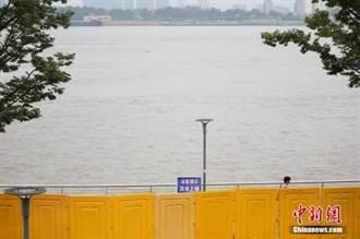 長江洪水屢破歷史紀錄 水利部:防洪系統有能力應對