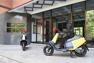 讓機器人騎電動機車  台師大投入研究