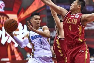 CBA》林書豪高績效摘29分 北京6連勝