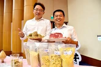甘藷下腳料加益生菌 助國產牛肉品質提升
