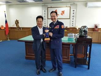 台南市警察局長周幼偉傳遭撤換 周:尊重上級決定