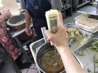 高雄自助餐爆用回鍋油 衛生局稽查超標