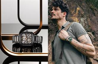父親節獻禮!瑞士雷達表2020全新方形鏤空腕錶必收
