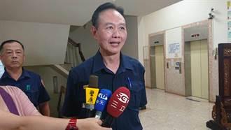 台南警局長周幼偉突遭拔官 強打精神繼續出勤