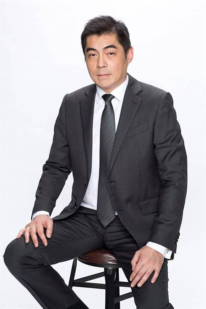 德林全球资本投资SGCI台湾分公司董事长张鼎欣。(图/SGCI提供)