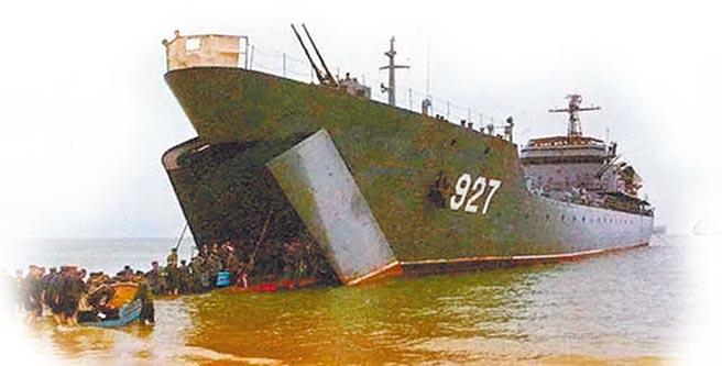 雲台山艦舷號927,於1979年入列,至今已服役41年。(取自中國軍網)