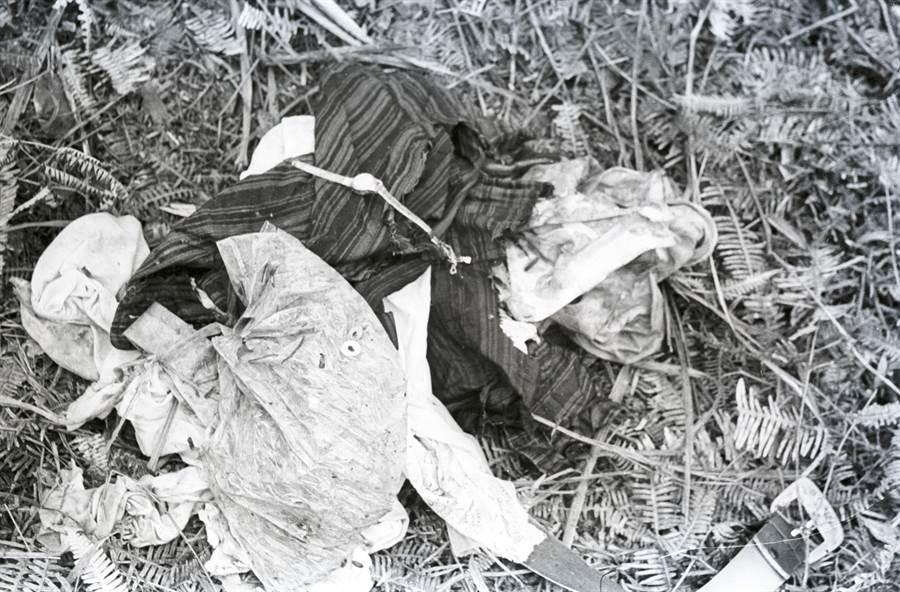 遇害黃女遇害遭丟棄在山區,被發現的衣物大多被撕破。(中時資料照)