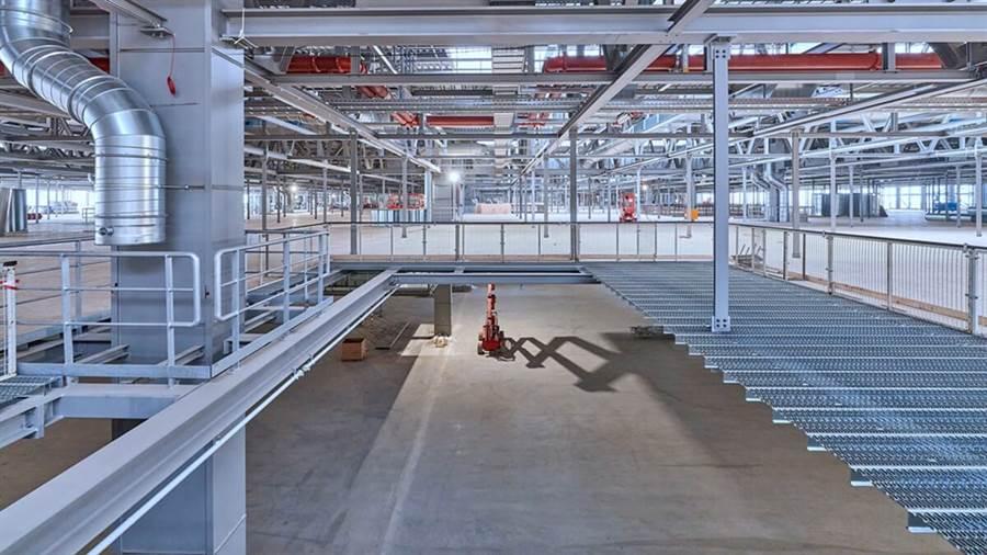 Porsche為了生產第三代純電動Macan,正在興建全新生產線