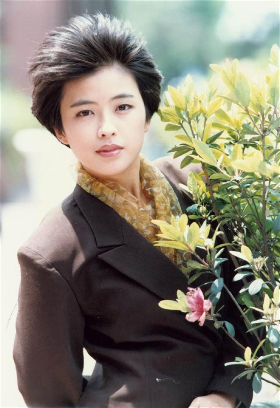在中森明菜之後,徐克才考慮了中港台女星,偏愛前來應徵的歌神老婆羅美薇。(中時資料照片)