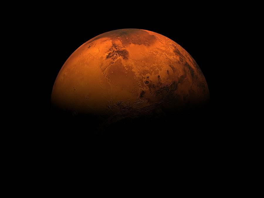 火星。(Shutterstock)