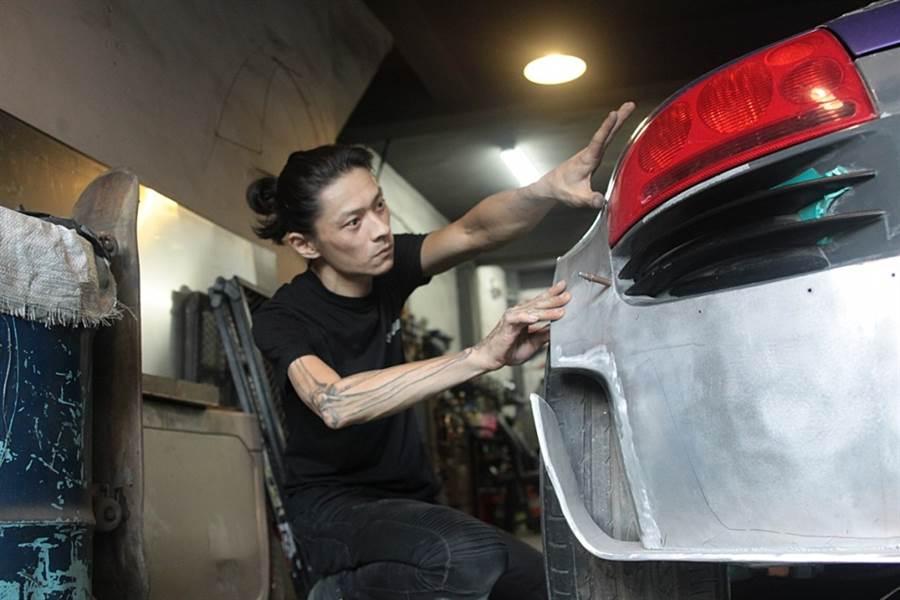 隻手打造臺灣之光的汽車職人《洪政群》