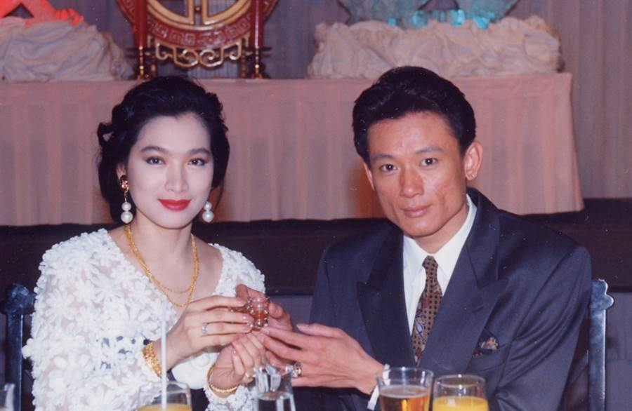 張瓊姿34歲和郭泰源結婚。(圖/中時資料照)